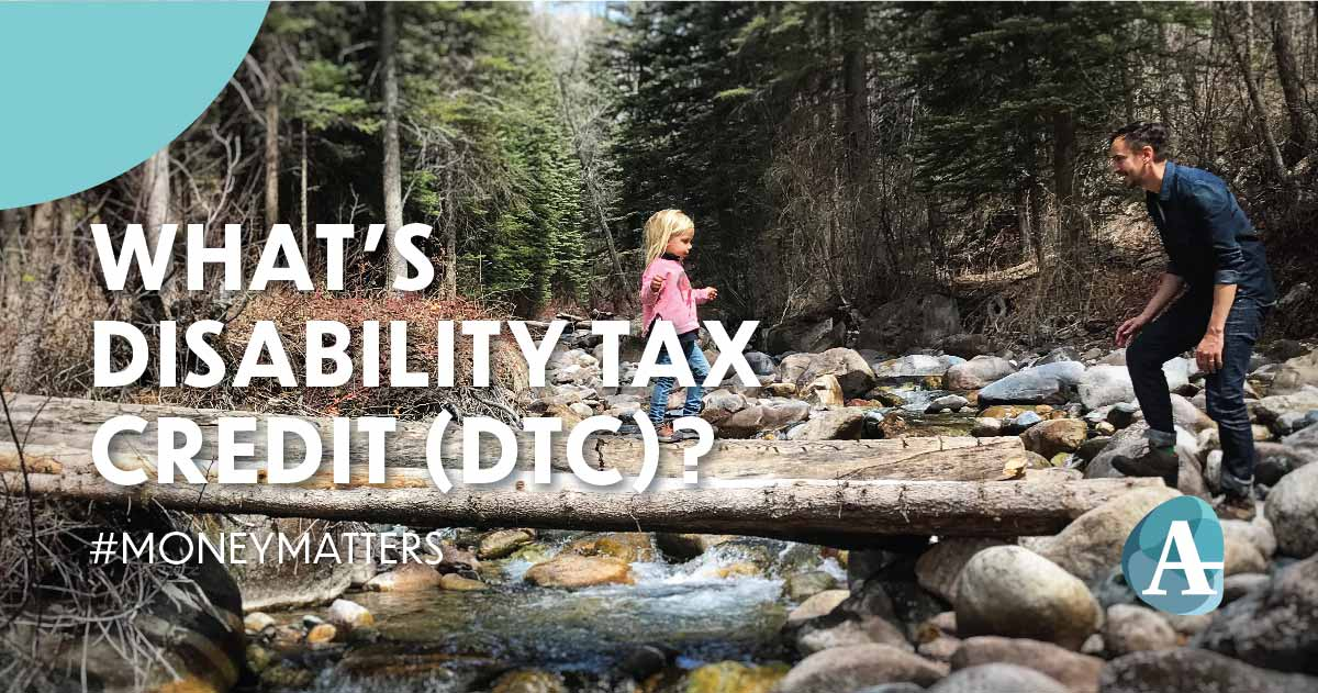 What is disability tax credit DTC?