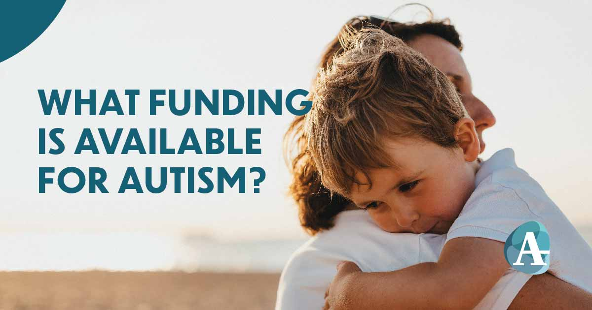 What funding is available for autism?