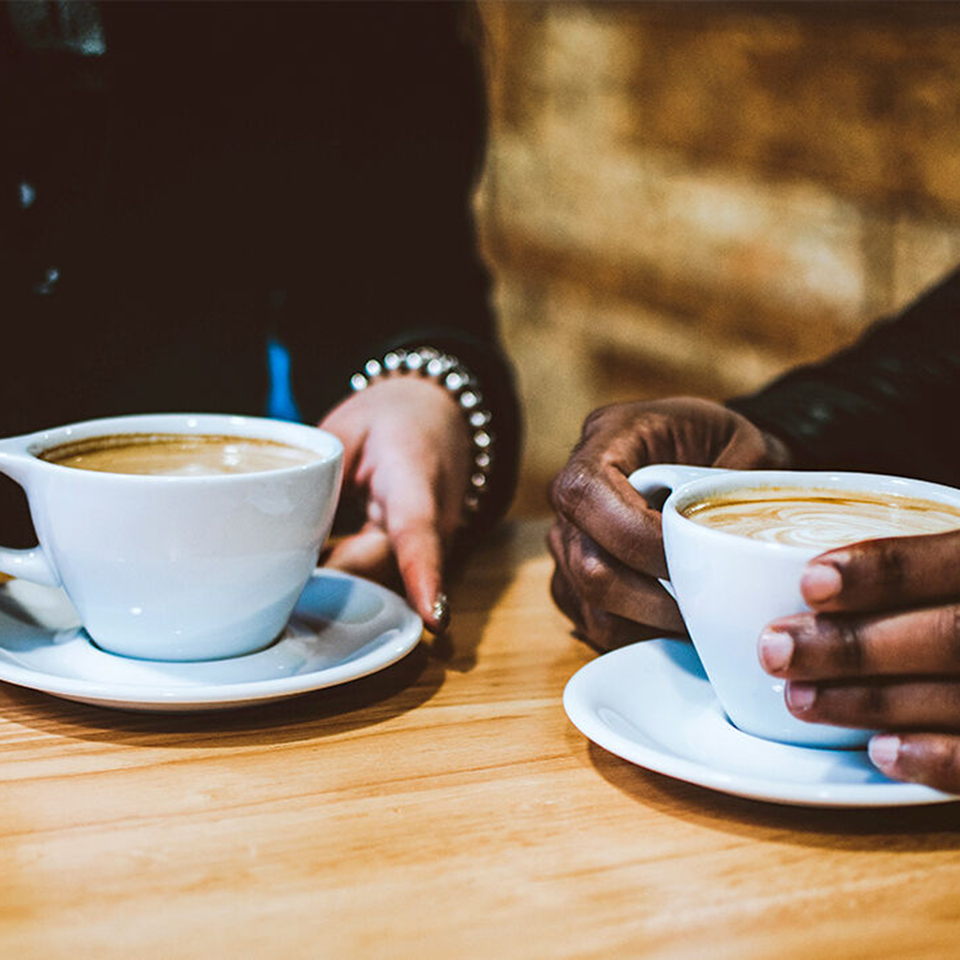 Support Groups: Coffee Meetups