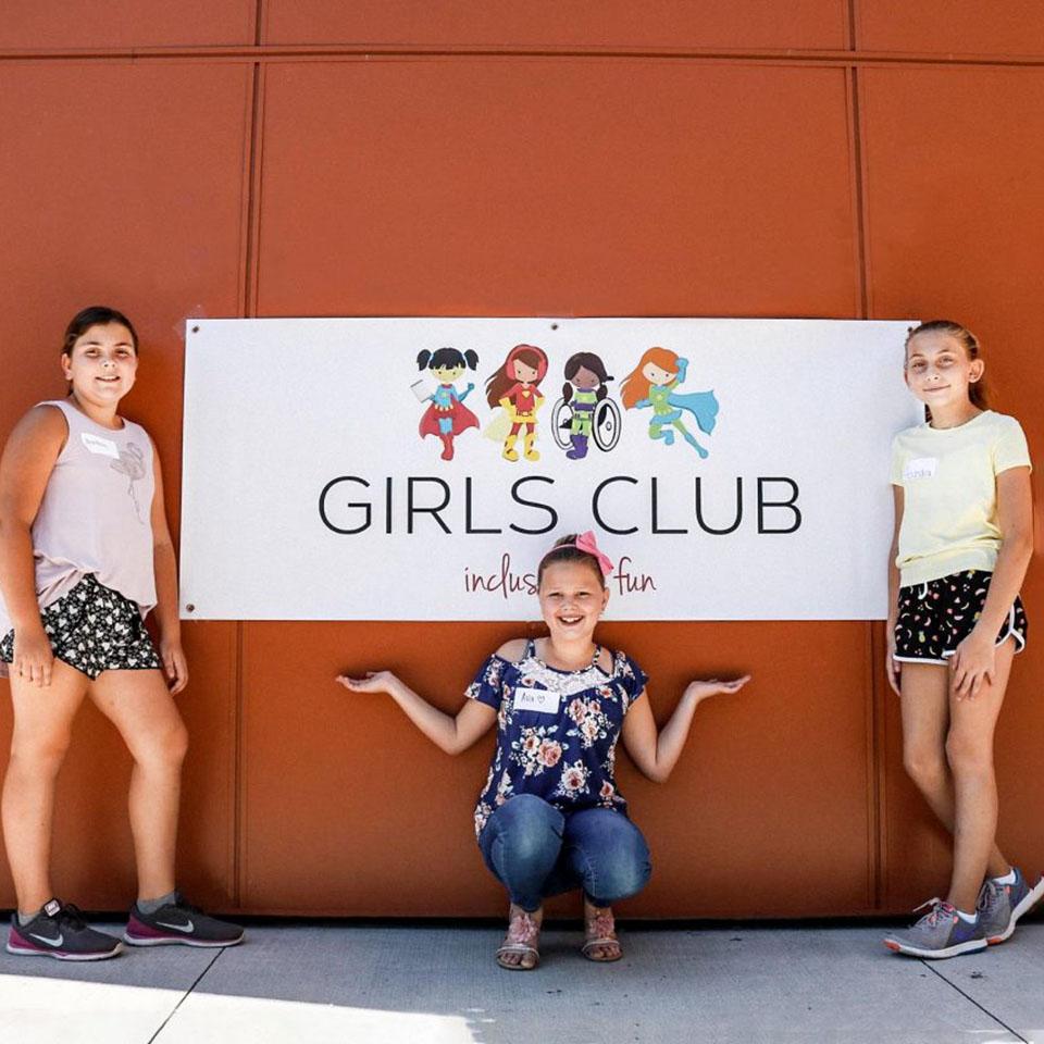 Social Groups: GIRLS Club