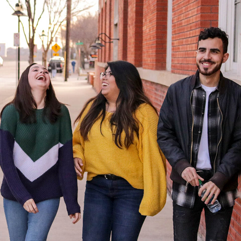 Social Groups: Young Adult Social Time