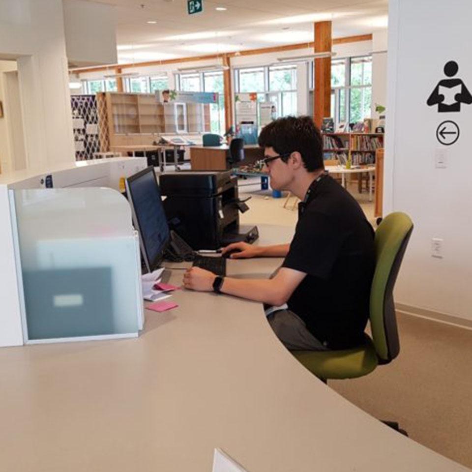AutismBC Connects: Lucas Gates' Employment Journey