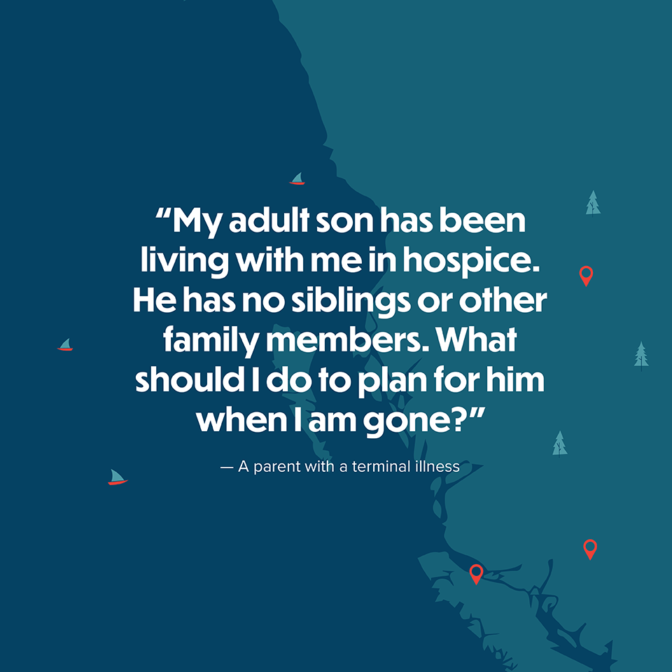 Ask AutismBC: How should I plan for my son when I'm gone?