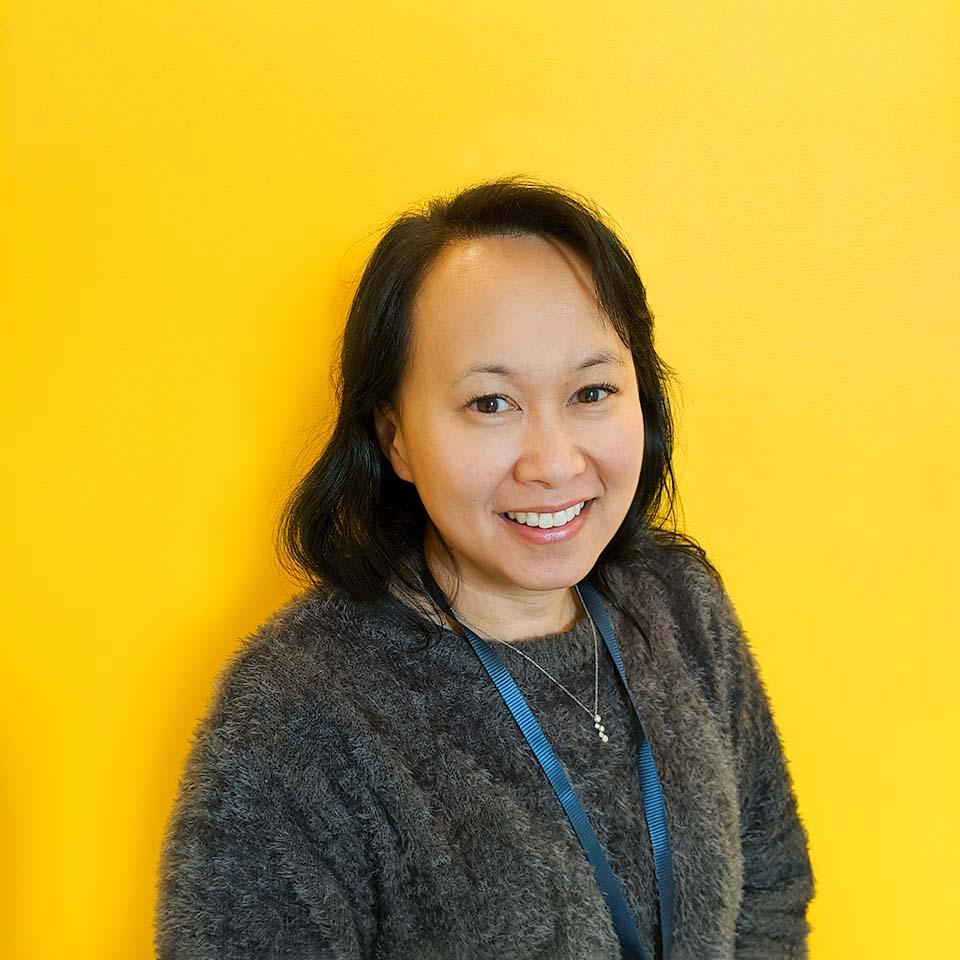 Cecilia Leong